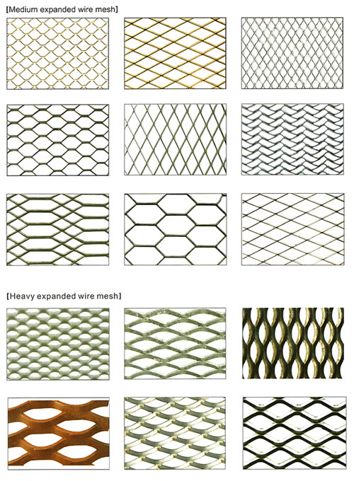 Expanded Metal Screen Yingluo Architecture Mesh Co