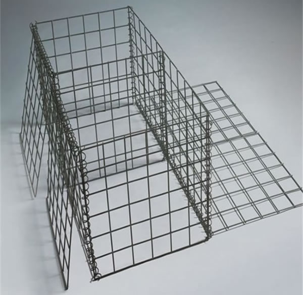 Gabion baskets for landscaping gabion wall